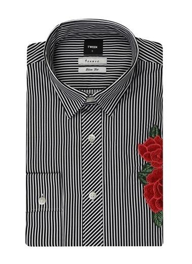 Tween Gömlek Siyah